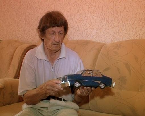 Севастополец своими руками собрал летучий и плавучий автомобиль фото