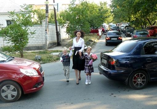 Симферопольские ГАИшники на дорогах  ловили... первоклашек фото 3