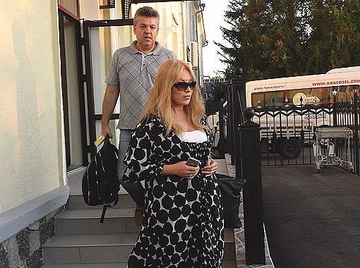 Фотофакт: Повалий и Лихута приехали отрываться на крымский фестиваль Пугачевой фото