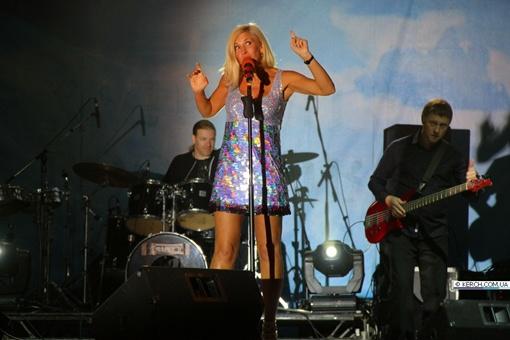 Праздничный концерт. Фото с сайта www.kerch.com.ua