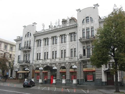 Самые знаменитые здания Харькова фото 4