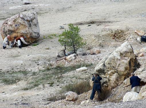 Под Севастополем из пулемета расстреляли бандитов фото 6