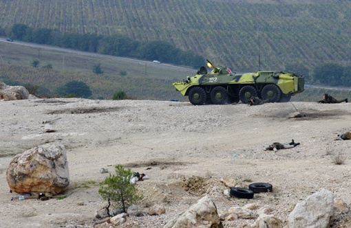 Под Севастополем из пулемета расстреляли бандитов фото 7