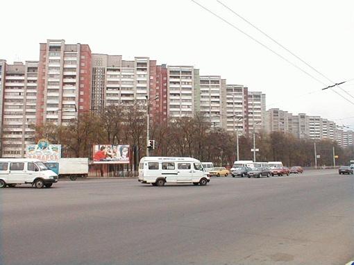 житловий масив Тополя