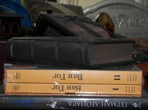 Добкину принесли арбалет, книги и бронзового Ленина фото