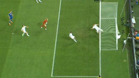 Совершенно очевидно, что мяч пересек линию ворот