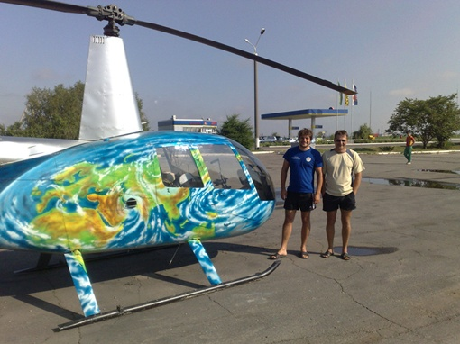 вертолет 1