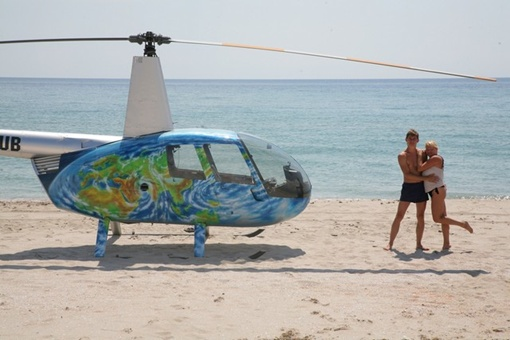 вертолет 3
