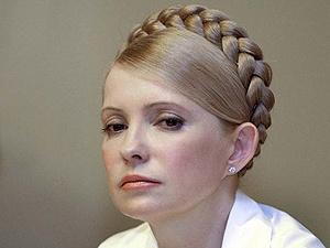 У Тимошенко высокая температура и сильно болит горло