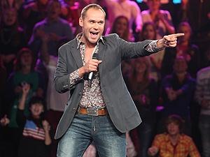 Максим Аверин признался, что сам бы с конкурсами на шоу не справился. Фото Максима ЛЮКОВА.