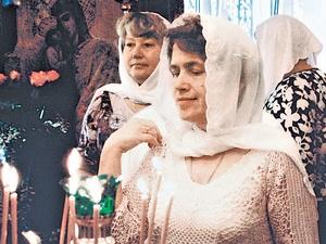 День 9 октября первая леди страны начнет с исповеди.