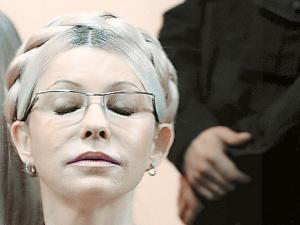 Экс-премьер Юлия Тимошенко. Фото УНИАН.