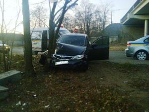 Автомеханик чуть не убил пешехода на угнанном со своего СТО авто!