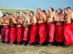 В Запорожье казаки устроят состязания. Фото из архива КП.