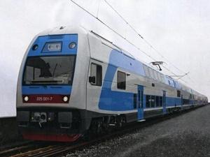 Первый чешский электропоезд прибудет в страну 12 марта. Фото с сайта uz.gov.ua.