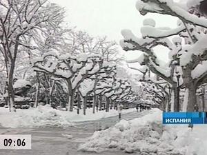 В странах Западной Европы нынешний февраль отметился самыми экстремальными погодными условиями