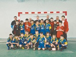 Команда из Горловки победила на престижном международном турнире. Фото автора.