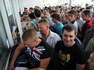 В Донецке началась продажа билетов на Евро-2012.