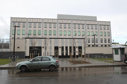 Сегодня в Киеве официально открыто новое помещение Посольства США в Украине.В церемонии открытия посольства приняли...